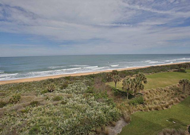 Direct Oceanfront 5th-Floor Condo at Cinnamon Beach! - Image 1 - Palm Coast - rentals