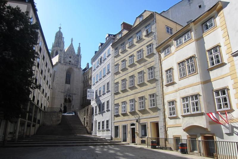 """Santa Maria"" in the first district of Vienna. - Image 1 - Vienna City Center - rentals"