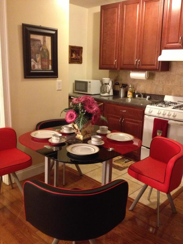 Kitchen Dining - Close to Manhattan 1 Bed NYC in 10 MIN - Union City - rentals