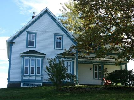 Heart of the Ocean Cottage is located in the seaside community of West Green Harbour, Nova Scotia
