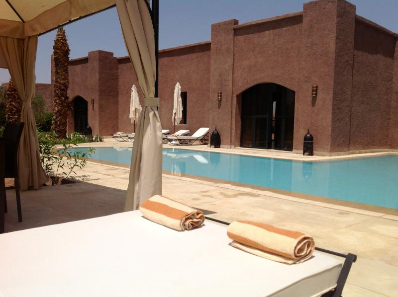 Villa Tamara - Villa Tamara, with Pool and Garden in Marrakech - Marrakech - rentals