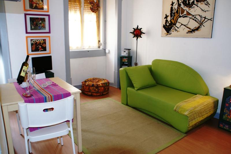 1bedroom in Principe Real - Image 1 - Lisbon - rentals