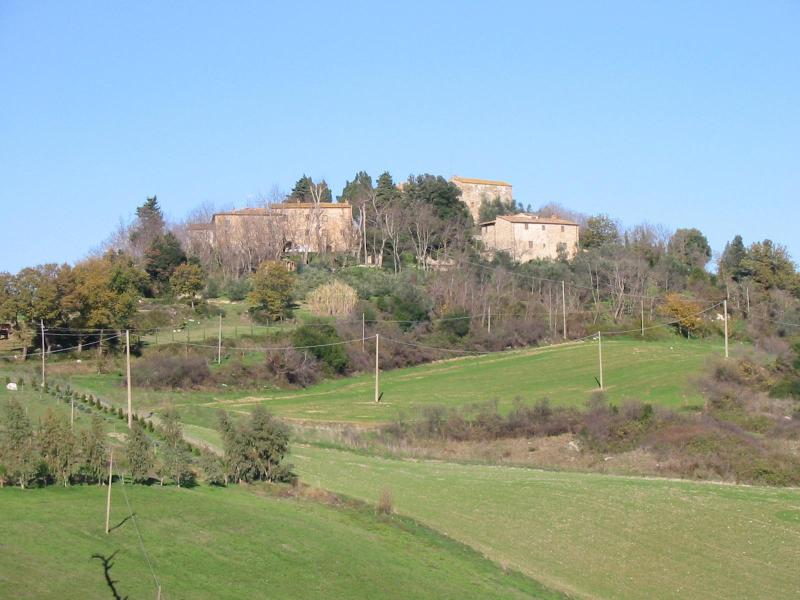 approaching to the Gello hill