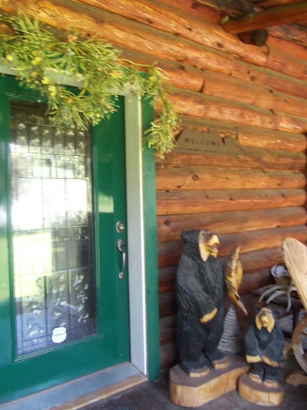The bears are waiting to welcome you - Leavenworth Mountain Lodge ~ 300 days of Sunshine - Leavenworth - rentals