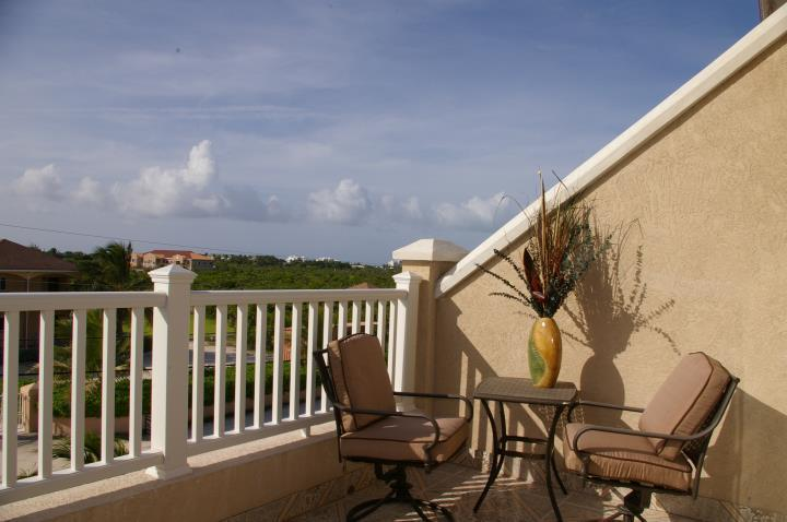 Third floor View with private balcony - Luxury Town House with Private Pool - Providenciales - rentals