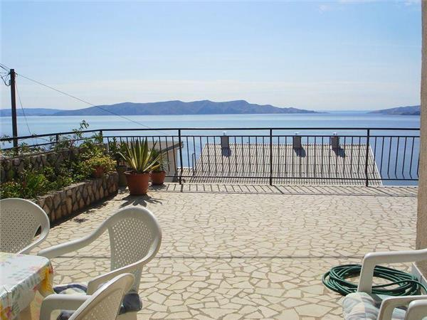 Apartment for 7 persons in Senj - Image 1 - Senj - rentals