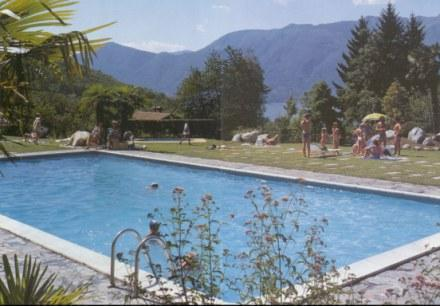 Attractive apartment for 6 persons, with swimming pool , in Luino - Image 1 - Germignaga - rentals