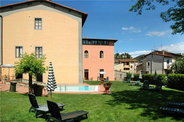 Apartment for 3 persons, with swimming pool , in Chianti - Image 1 - Greve in Chianti - rentals