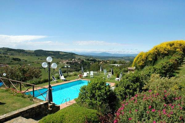 Apartment for 4 persons, with swimming pool , in Chianti - Image 1 - Greve in Chianti - rentals