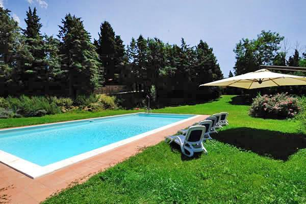 Apartment for 2 persons, with swimming pool , in Chianti - Image 1 - San Casciano - rentals