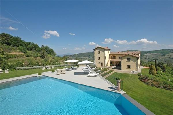 Apartment for 5 persons, with swimming pool , in Florentine Hills - Image 1 - Antella - rentals