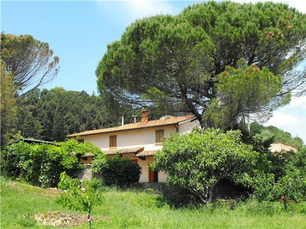 Attractive holiday house for 5 persons in Costa Etrusca - Image 1 - Riparbella - rentals