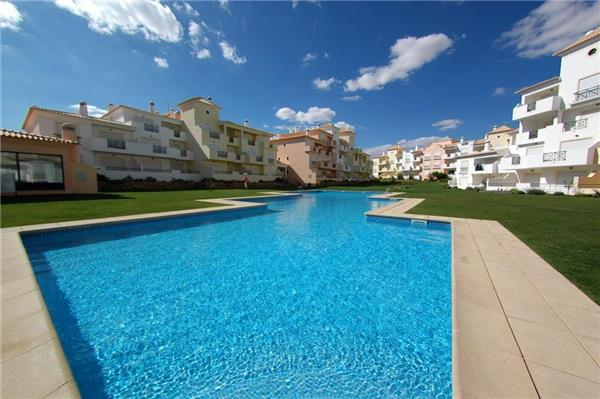 Apartment for 4 persons, with swimming pool , in Albufeira - Image 1 - Albufeira - rentals