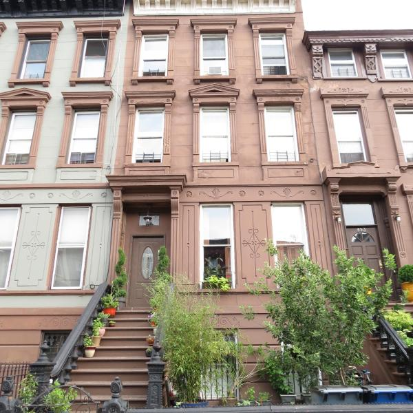 front yard - Brooklyn Brownstone - Brooklyn - rentals