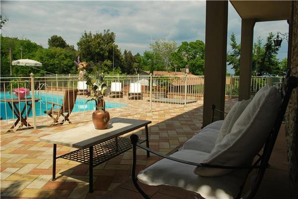 Holiday house for 13 persons, with swimming pool , in Costa Etrusca - Image 1 - Sassetta - rentals