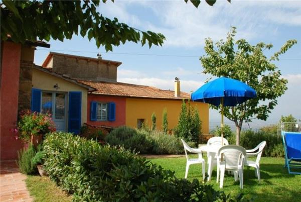 Apartment for 3 persons, with swimming pool , in Pistoia - Image 1 - Lamporecchio - rentals