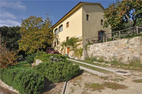 Apartment for 12 persons, with swimming pool , in Florentine Hills - Image 1 - San Donato In Collina - rentals