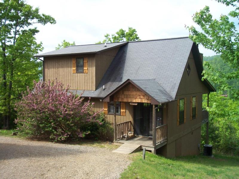 Laurel Mountain cabines, cabine Violet