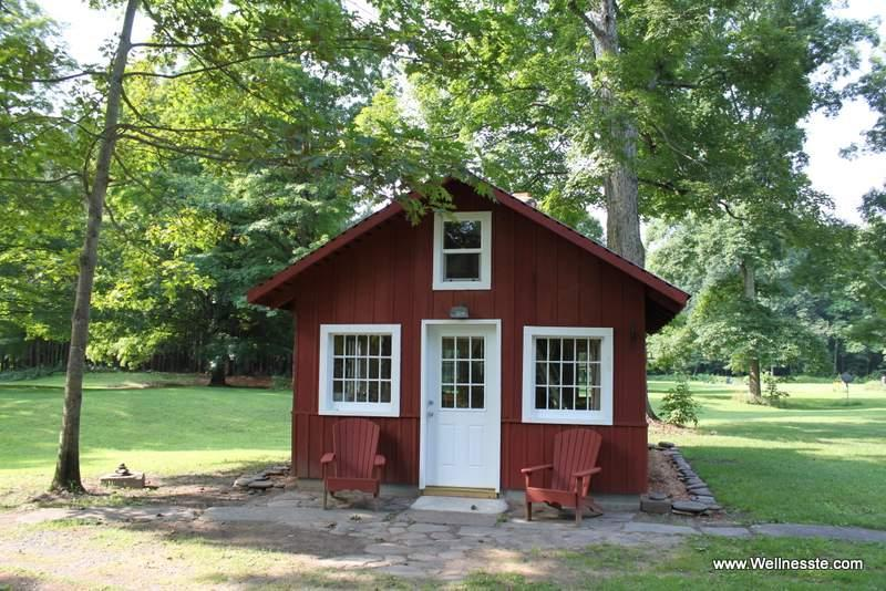 Thoreau's Cozy Cabin by the River