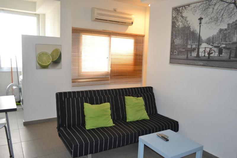 Stylish holiday apartment for rent. Have a comfortable stay in Tel Aviv