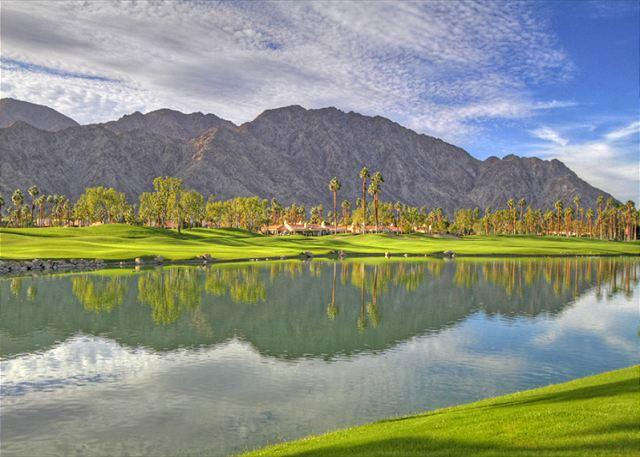 Amazing Mountain, Water & Golf Course View from your 3 Bedroom Retreat - Image 1 - La Quinta - rentals