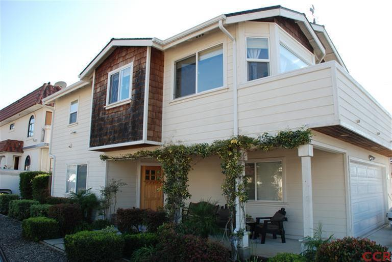Street View of Home - Pet Friendly Ocean View Home! - Morro Bay - rentals