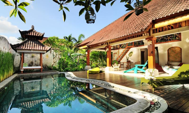 Villa Domus de janas Beautiful Bali  Tropical Villa - DOMUS DE JANAS VILLA 3 BEDROOMS FOR RENT SEMINYAK - Seminyak - rentals