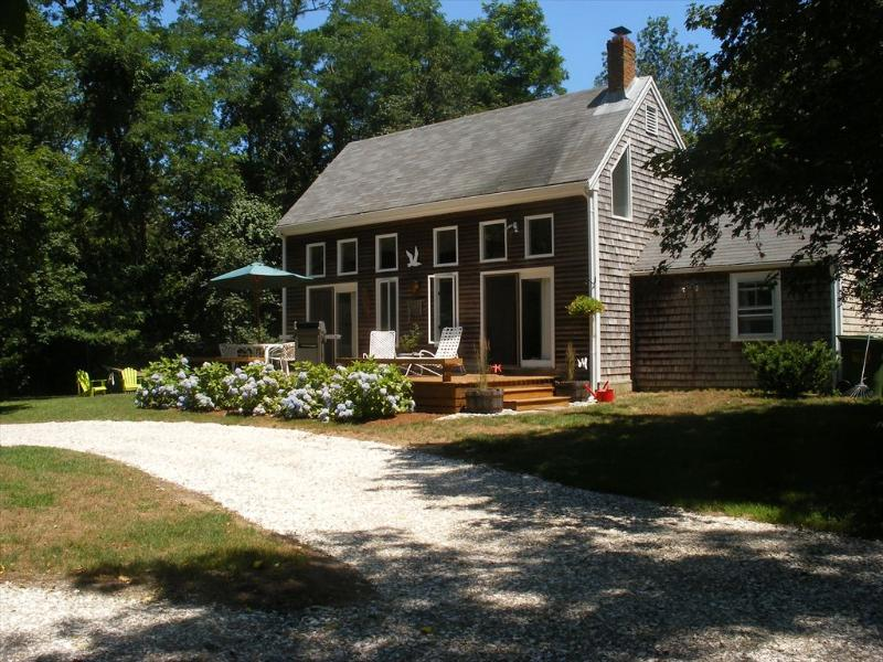 Peaceful and Private in East Orleans