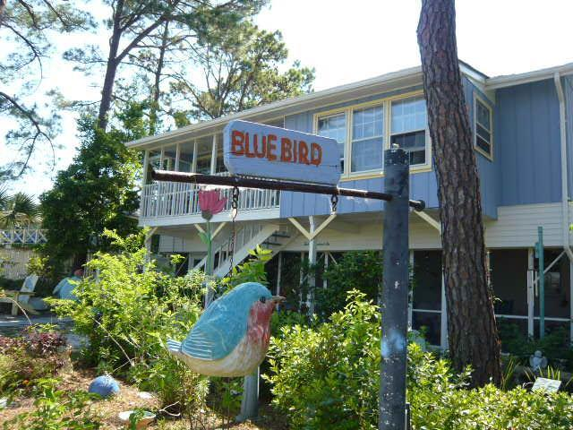 Tybee Bluebird - Suite is upstairs