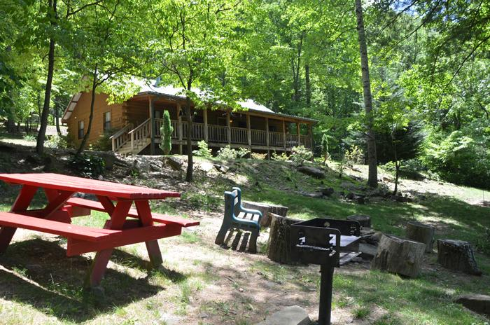 Private Picnic Area With Grill, Firepit, and Horseshoes