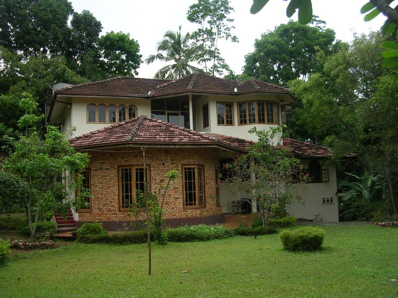 house   - Villa Ebony: Quiet holiday home close to Kandy - Kandy - rentals