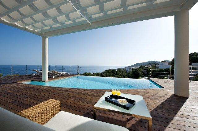 Swimming Pool - Luxury Cala Llonga Villa Ibiza - Roca Llisa - rentals