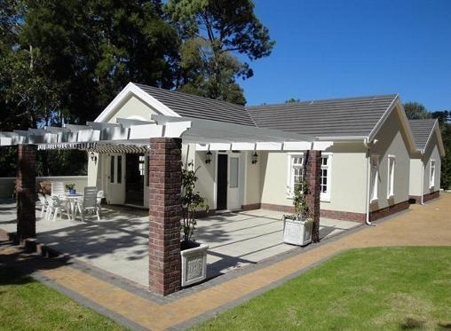 Wonderfully designed guest house nestled in large 2 acre gardens