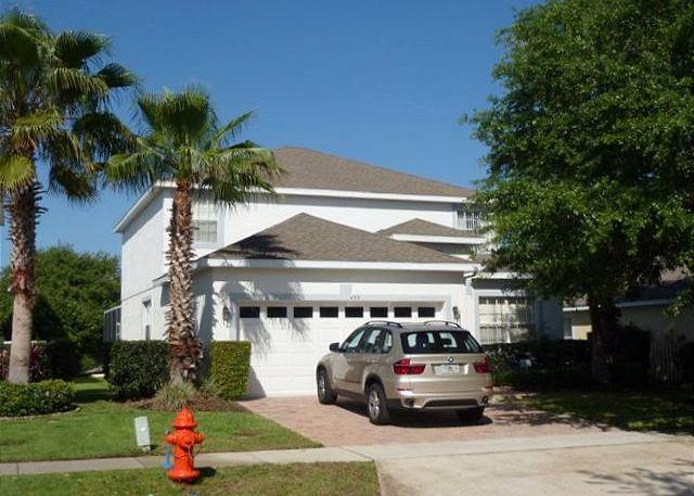 Amazing 5 Bed Highlands Reserve Villa with Games Room (AV455GD) - Image 1 - Davenport - rentals