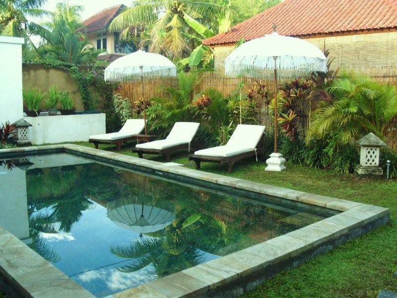 pool area - LOW COST BELLA VILLA IN A PERFECT LOCATION - Seminyak - rentals