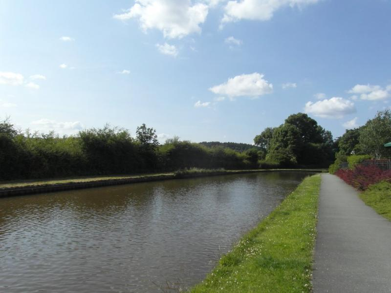 Beautiful canalside walks from just outside your front door