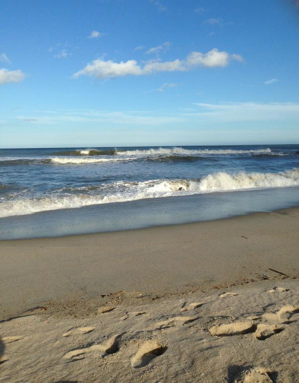 On the beach - Paradise Found! - Carolina Beach - rentals