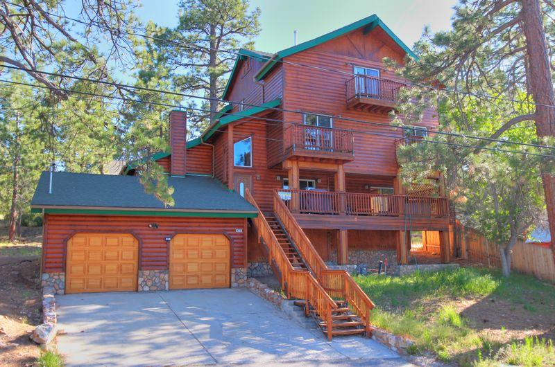 A fabulous Big Bear Lake home!