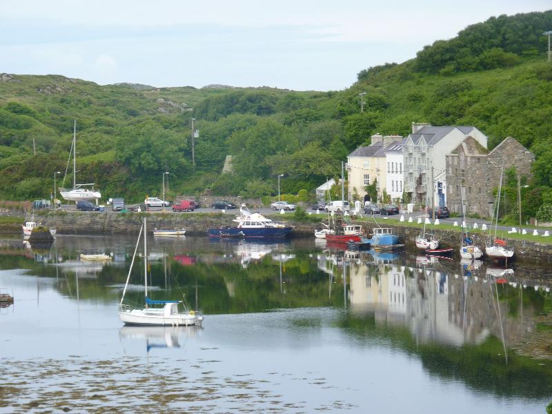 Clifden Harbour