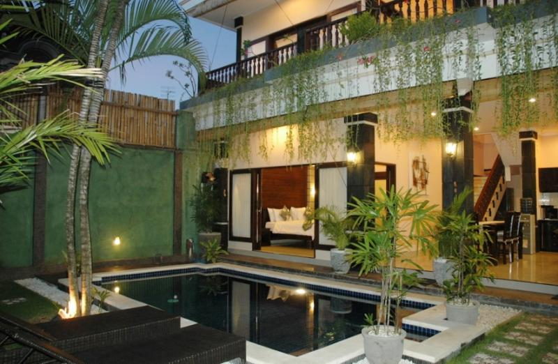 LEGIAN - 3 Bedroom Villa-Great Location - KUBU - Image 1 - Legian - rentals