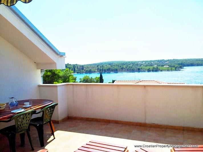 Seaside Village - apartment Ružmarin - Image 1 - Milna - rentals
