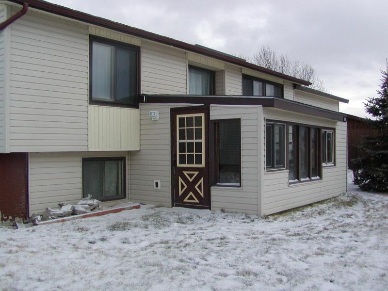 Front of the House- Winter