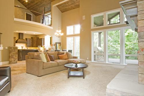 Peaceful Living Room  - Beautiful Yoga, Retreat, Executive Designer - Kula - rentals