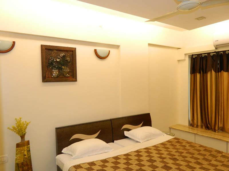 Bedroom - Full 3 Bedroom Apartment at Hiranandani-Powai - Mumbai - rentals