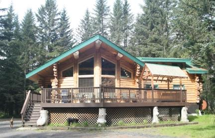 Bear Paw Lodge is the perfect home away from home!