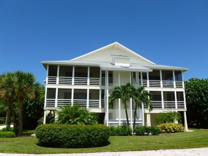 Surfside 12 - 3 Bedroom, 2 Bath Gulf Front Condominium on the East End of Sanibel Island! - Sanibel Island - rentals