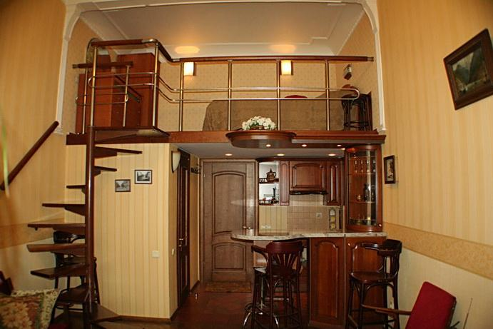 two-level apartment