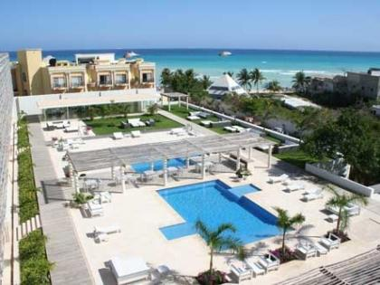 luxury at its Finest!! - Magia Luxury Condo 2 Bedroom On The Beach In Playa - Playa del Carmen - rentals