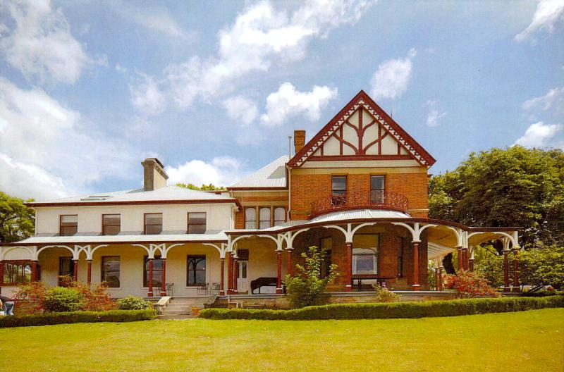 Stay in one of Australia's most historic houses in a self contained private apartment with own entrance