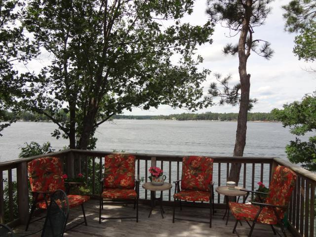Lake from Deck